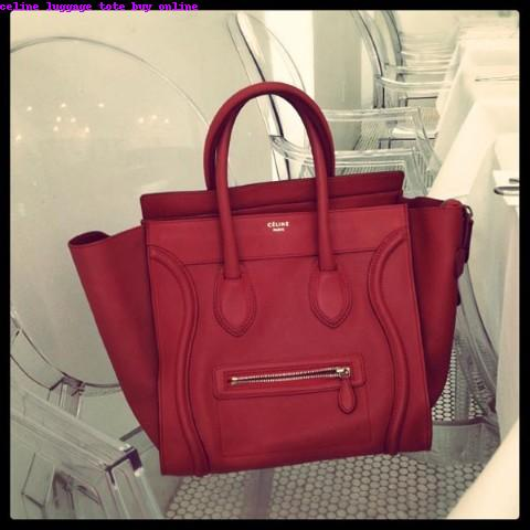 Celine Luggage Tote Online