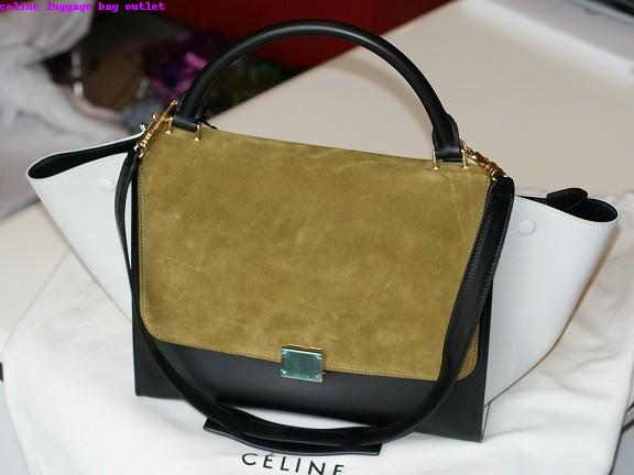 f6096361ed0d 2014 TOP 10 Celine Luggage Bag Outlet